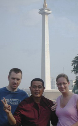 Welcome to Jakarta the capital of Indonesia and join with its Tour Operator JAVASOLTOUR